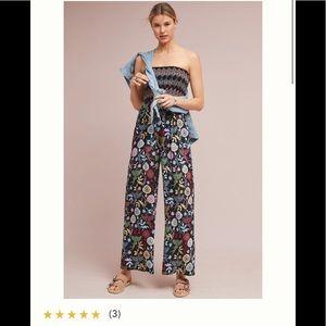 Crisfield floral Jumpsuit